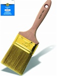 Consumer White China Bristle/Polyester Beavertail Brushes