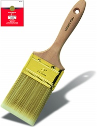 Consumer 100% Polyester Beavertail Brushes
