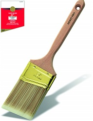 Consumer 100% Polyester Angle Sash Brushes