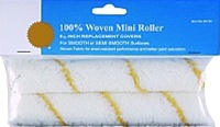 Consumer Perlon Mini Roller Cover 2-Pack