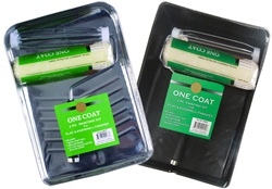 3-Piece One Coat Roller & Tray Paint Kits