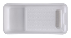 White Plastic Paint Tray