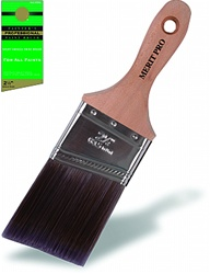 Professional Painters Angle Short Handle Brushes