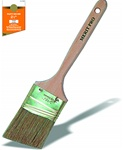 Consumer 100% White China Bristle Angle Sash Brushes