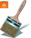 Consumer 100% White China Bristle Stainer Brush