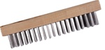 Wood Block Wire Brush
