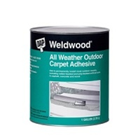 DAP Weldwood All Weather Outdoor Carpet Adhesive