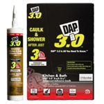 DAP 3.0 Advanced Kitchen & Bath Adhesive Caulk