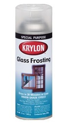Krylon Glass Frosting