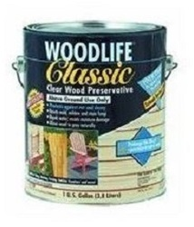 Zinsser Woodlife Classic Clear Wood Preservative