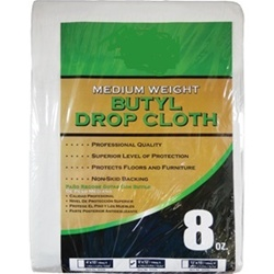 Butyl Drop Cloth