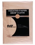 Treated Paper Drop Cloth