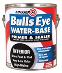 Zinsser Bulls Eye Water-Based Primer-Sealer/Stain Killer