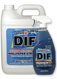 Wall Paper Remover zinsser dif gel wallpaper remover