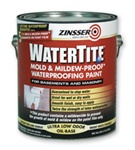 Zinsser WaterTite Mold & Mildew-Proof