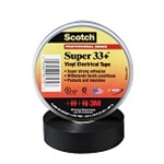"3M Scotch Super 33+ Vinyl Electrical Tape 3/4"" X 66' 06132"