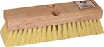 "DQB 10"" White Tampico Deck Scrub Brush 08755"