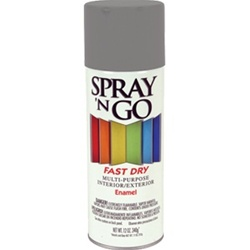 Derusto 12 Oz Spray 'n Go Fast Dry Spray Paint