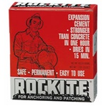 ROCKITE Anchoring & Patching Cement