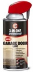 WD-40 11 Oz 3-In-One Garage Door Lube 10058