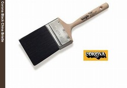Corona Page Black China Bristle