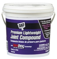 DAP Premium Lightweight Joint Compound with DryDex Dry Time Indicator
