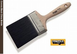 Corona Regent Black China Bristle