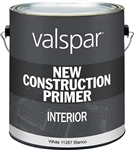 Valspar Interior Latex Professional New Construction Primer Gallon White 11287