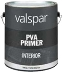 Valspar Interior Professional Wall Primer PVA Gallon White 11288