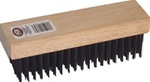 "DQB 7-1/4"" Block Wire Brush 11382"