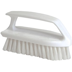 "DQB 6"" E-Z Hold Scrub Brush 11600"