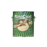 Wolman RainCoat Clear Water Repellent (Oil Base) Gallon 12386