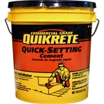 Quikrete Commercial Grade Quick-Setting Cement 20 Lbs 1240-20