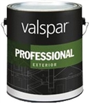 Valspar Professional Exterior Paint Gallon