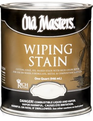 Old Masters Wiping Stain Classics