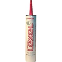 Sashco 10.5 Oz Lexel Adhesive Sealant Caulk