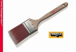 Corona Vista Champagne Nylon Paint Brush