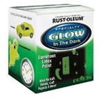 Rust-Oleum Glow In The Dark Paint
