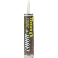 Sashco 10.5 Oz Through the Roof Clear Roof Sealant 14010