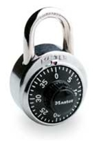 Master Lock Steel Combination Lock 1500D