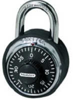 Master Lock Steel Combination Lock 2 Pack 1500T