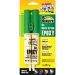 Super Glue 1 Oz Quick Setting Gel Epoxy Syringe 15213