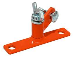 Marshalltown 2 Post All-Angle Flat Base Clevis Bracket 15255
