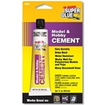Super Glue 1 Oz Model & Hobby Cement 15263
