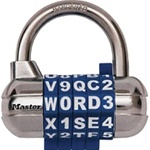 Master Lock Password Plus Combo Lock 1534D