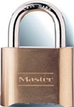 Master Lock Brass Set Own Combination Padlock