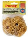 Purdy Natural Sea Sponges