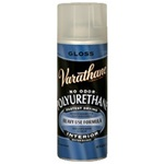 Varathane Crystal Clear Water-Based Polyurethane Spray