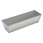 "Warner 12"" Stainless Steel Mud Pan 207"