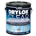 UGL Drylok Clear Masonry Waterproofer, Latex-Based 20913